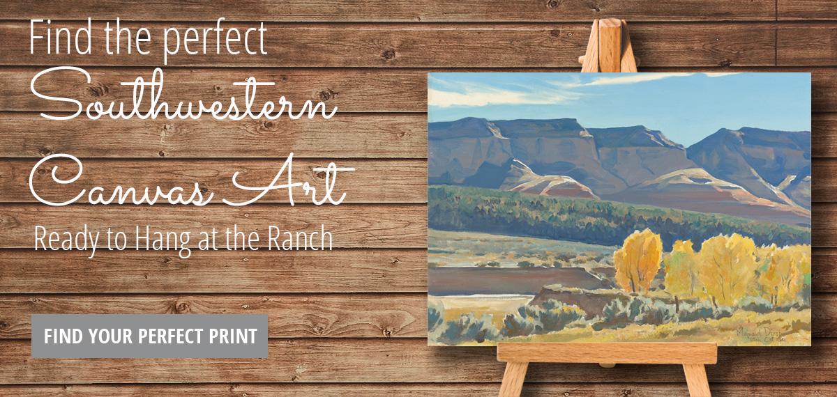 Shop Southwestern American Art