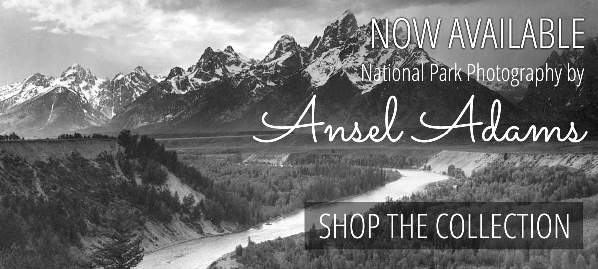 Ansel Adams - Shop the Collection