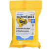 Petkin Doggy  Sunscreen  Dog Sunwipes Sun wipes SP15*