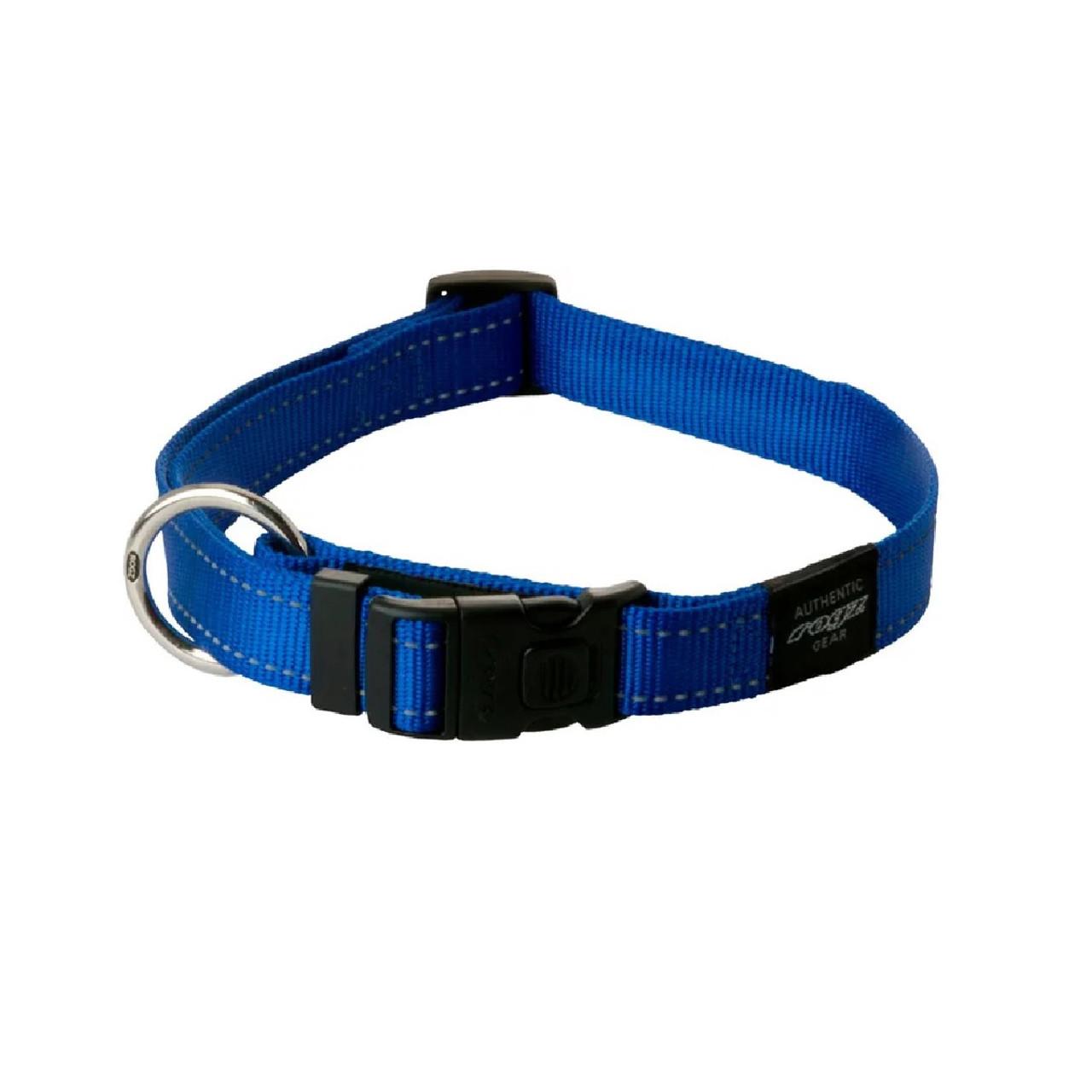 Rogz Classic Collar Blue