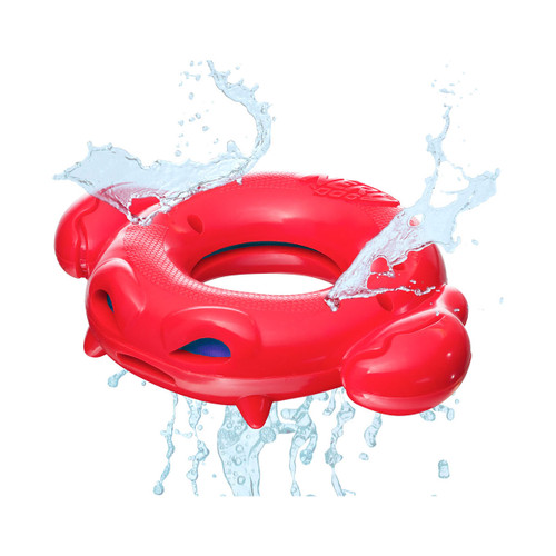 Nerf Dog Crab Ring Water Interactive dog puppy toy