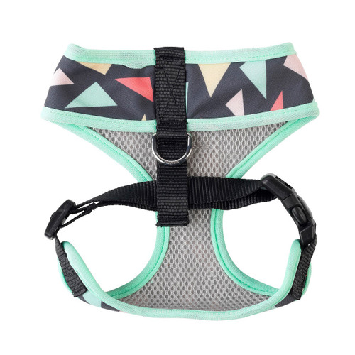 Fuzzyard rad triangle design dog puppy adjustable harness