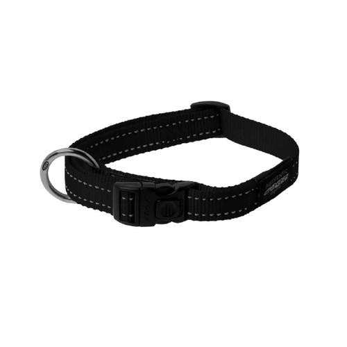 Rogz Classic Collar Black