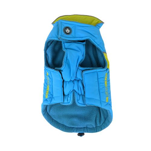 Huskimo Odour Free Sherpa Bondi Blue