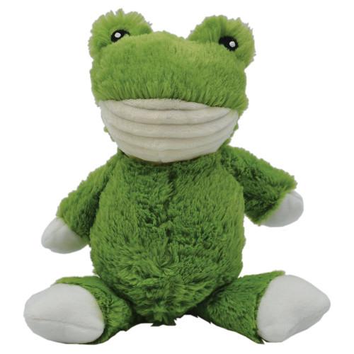 Plush Snuggle Frog