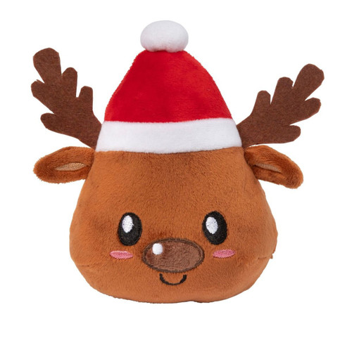 FuzzYard Santa and Reindeer 2pk