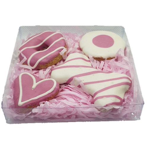 Huds and Toke Pink Cookie Gift Box