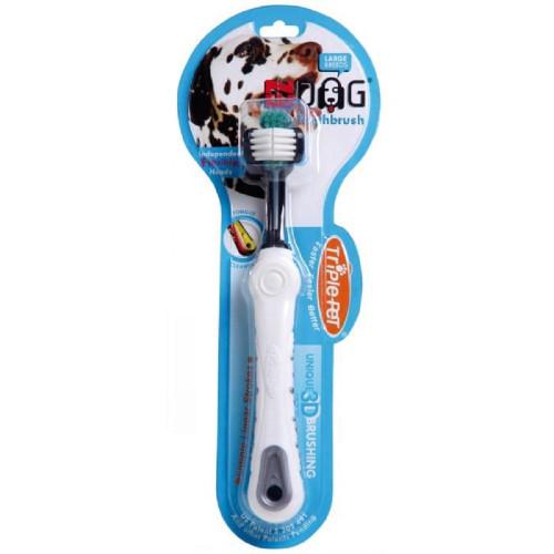 TriplePet EZDOG Pet Toothbrush Large Breeds