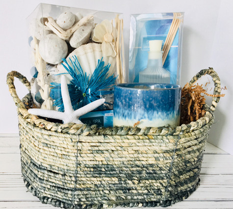 Coastal Gift basket