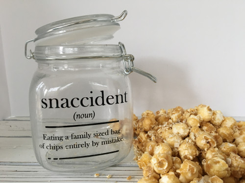 Snaccident Snack Gift
