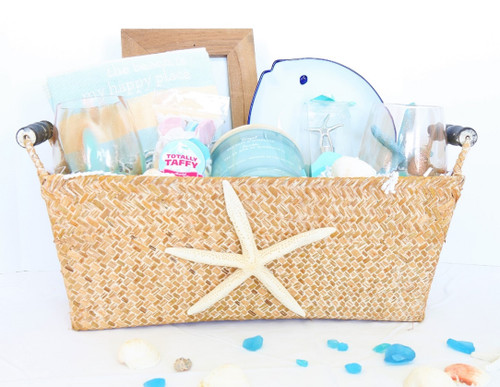 Beach is my Happy Place Gift Basket