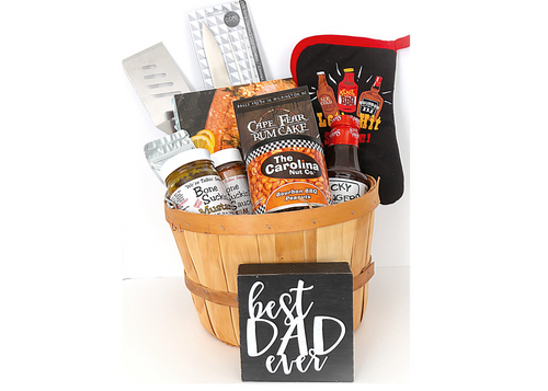 Big Daddy BBQ Gift Basket
