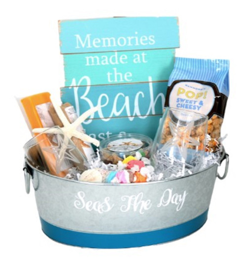 Beach Gift Basket