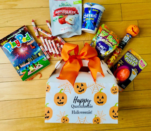Halloween Treat Gift Box