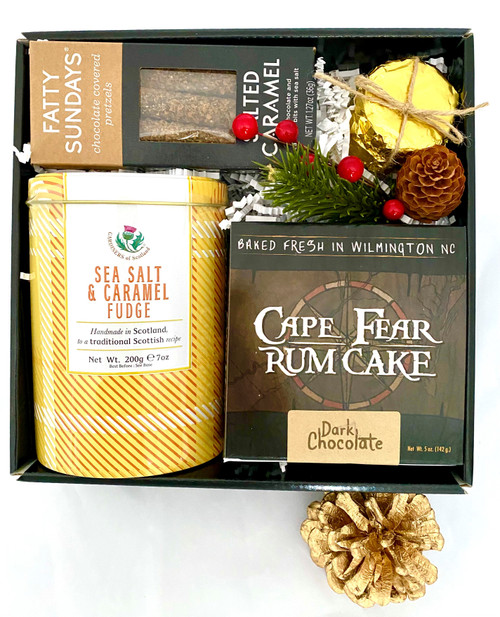 Holiday Sweet Gift Box