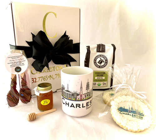Charleston SC Coffee Gift Box