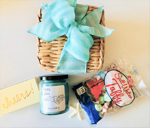 Beach Candle Gift