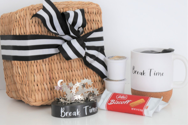 Break Time Coffee Gift Contents