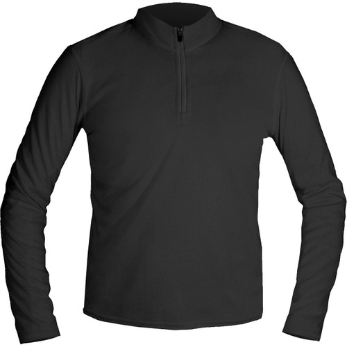 Hot Chillys Pepper Bi-Ply Base Layer Zip Turtle Neck - Kids