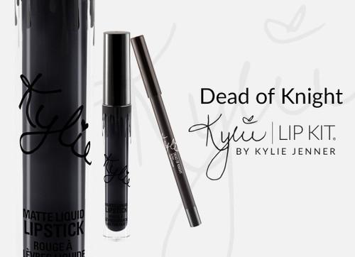 Kylie Cosmetics - Kylie Lip Kit - Dead of Knight