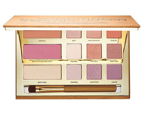 Tarte -GRAV3YARDGIRL Swamp Queen Eye & Cheek Palette (Limited Edition)