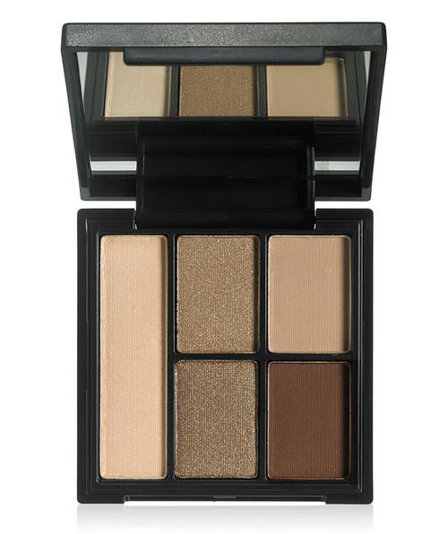Elf Cosmetics - Clay Eyeshadow Palette - Necessary Nudes