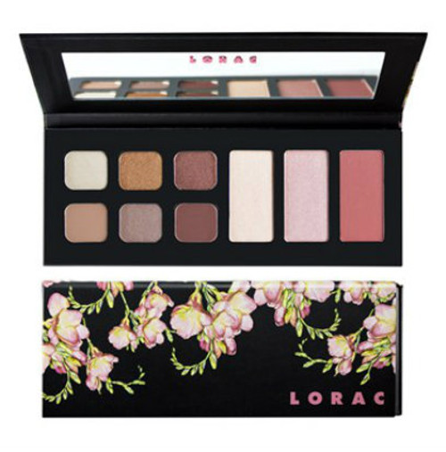 Lorac - Refined Romance Eye & Cheek Palette (LE)