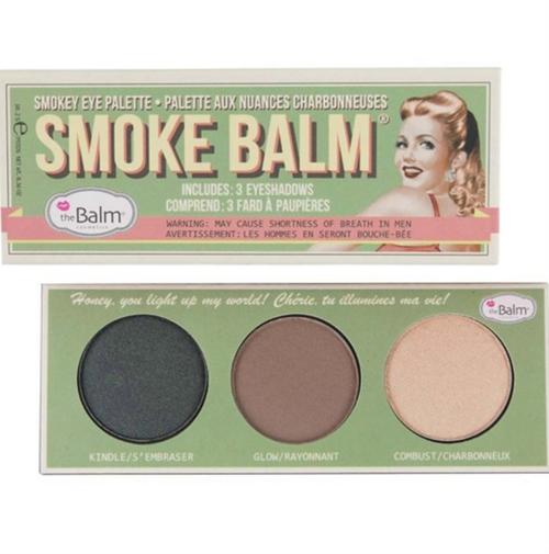 The Balm - Smoke Balm Palette (LE)