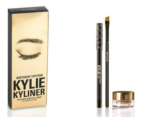 Kylie Cosmetics - Birthday Collection - Kyliner Dark Bronze