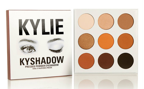 Kylie Cosmetics - The Bronze Palette - Kyshadow (LE)