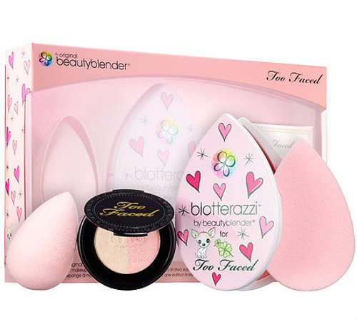Beauty Blender - Toofaced Holiday Kit (Limited Edition)