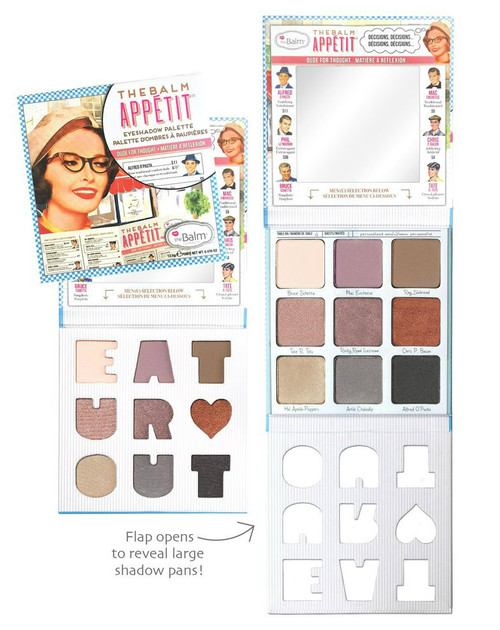 The Balm - Appetit Eyeshadow Palette
