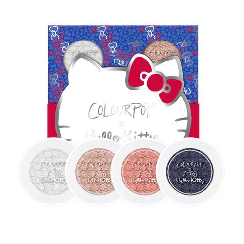 Coloupop - Hello Kitty - Mama's Apple Pie Shadow Set (LE)