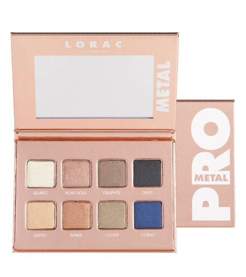 Lorac - Rose Gold Pro Metal Palette (LE)