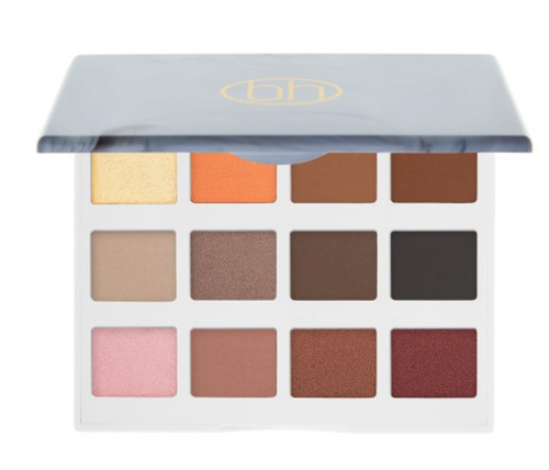 Bh cosmetics - Marble Collection - Warm Stone Palette (LE)