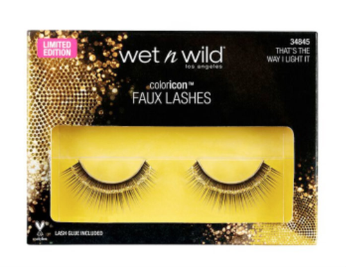 Wet n Wild - Faux Lashes - Thats the Way i Light it