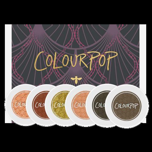Colourpop - Love A Flare Shadow Kit (LE)