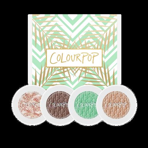 Colourpop - Beach Please Shadow Set