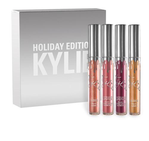 Kylie Cosmetics - Holiday - Full Matte LipKit & Gloss (LE)