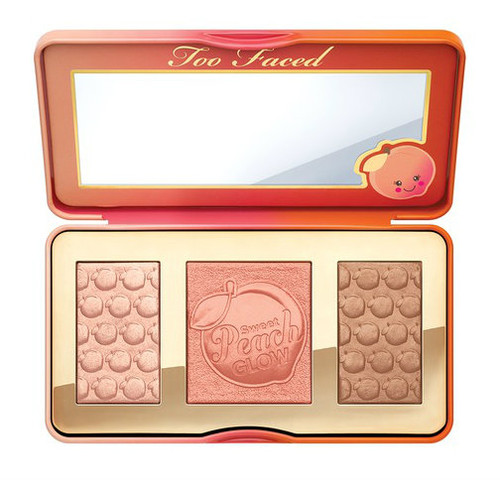 Toofaced - Sweet Peach Glow Palette (LE)
