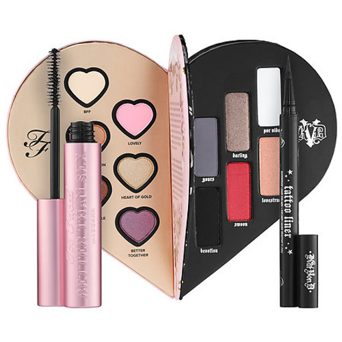 Toofaced x Kat Von D- Better Together Ultimate Eye Collection (LE)