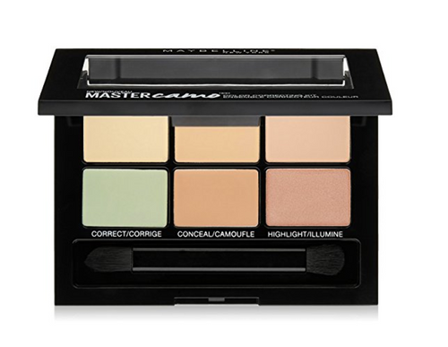 Maybelline - Master Camo Color Correcting Kit, - Light