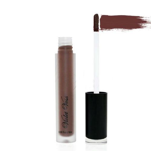 Violet Voss Cosmetics - Matte Liquid Lipstick - Baked