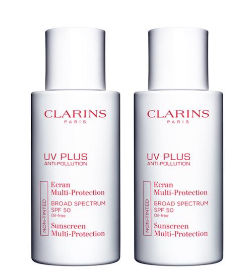 Clarins - Protection Powerhouse Double Edition - SPF 50 1.7 Oz (LE)