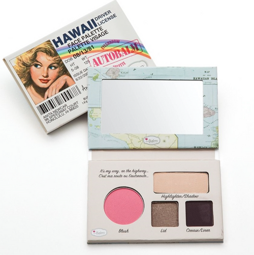 The Balm - Hawaii Face Palette
