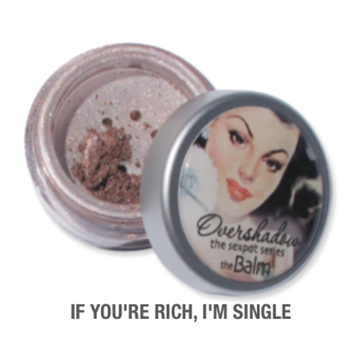 Balm - Shimmering Pigment - If Your'e Rich, Im Single