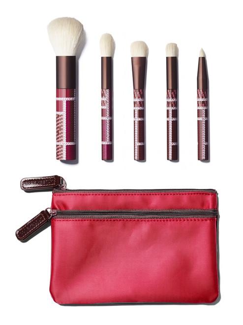 Sonia Kashuk - Grand Bazaar Hidden Treasure 6 Brush Set & Makeup Bag (LE)