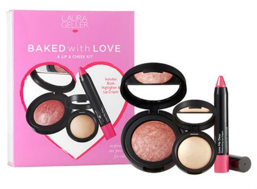 Laura Geller - Baked with Love - Lip & Cheek Kit (LE)