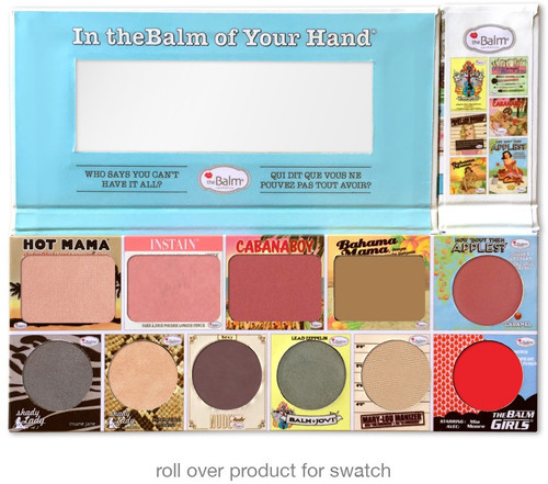 The Balm - In the Balm of your hand Palette