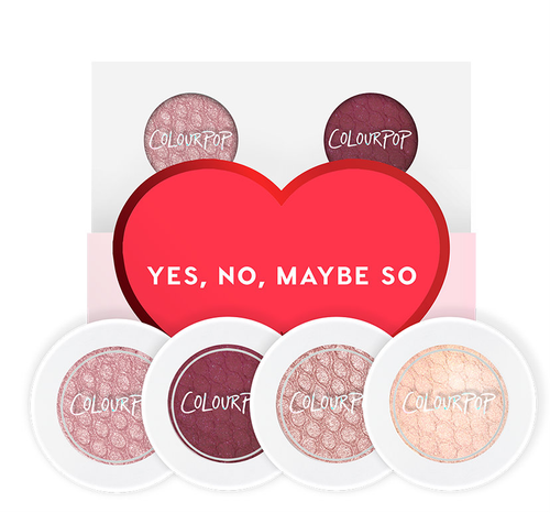 Colourpop - Foursome Shadow - Yes, No, Maybe So (LE)